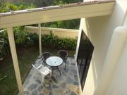1 BR apartment, private garden, in Nai Harn, Nice Pool