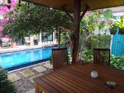 Luxuous Bungalow for rent, Bed and Breakfast, in Nai harn, with pool