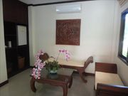 Bungalow with living room, in Nai Harn, Nice terrace, Shared Pool