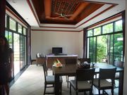 Villa for sale, in Nai Harn, 2 BR, Private Pool, Sala