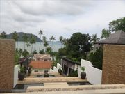 Deluxe Pool Villa for rent, beach front, in Rawai, in a 5 stars Resort