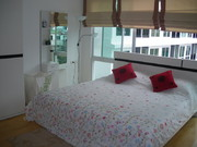 New condo for rent in Phuket town , wake you up with refresh air and mountain view from your wide window and balcony