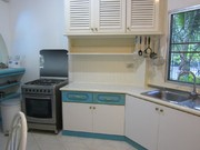 Just a few of the cooking facilities in the kitchen area.