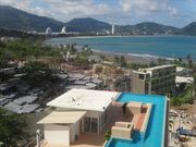3 bed apart, private pool, Patong, sea view