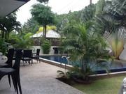 Pool Area, in 3 bedroom Villa