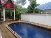 Villa for rent, in Palai, 4 bed, Private Pool, Sala