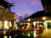 Bali Style Pool Villa