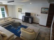2 bed villa for rent, on the water, in Marina, shared pool