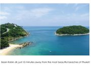 Just one of the many reasons to be in Phuket - the incredible surroundings.