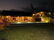Villa Pasai by night