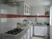 Kitchen with fully equipped