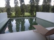 Villa for rent, 3 BR, in Kathu, on a golf, private pool and gym