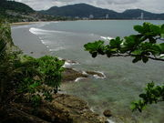 View Outdoor Sala: Sea view over Patong Beach