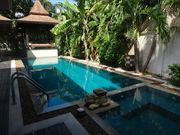 1 bed  pool and jacuzzi, villa for rent, in Chalong