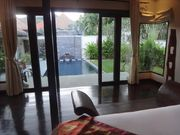 3 bed pool villa for rent, in Chalong