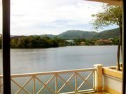 Lake view from Terrace.