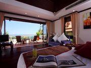 Master bedroom , facing seaview