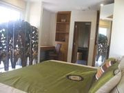 master bedroom with private bathroom ensuite