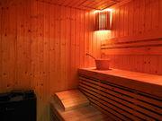 Sauna - Hotel Facility