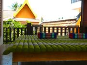 Terrace, perfect place for talking at night and relax with good music.