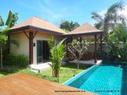 Villa for rent, in Nai Harn, 3 bedroom, private pool, beautiful garden