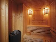 Sauna room in Fitness Centre