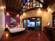 Master Bedroom ( Second floor ) With en-suite bathroom
