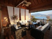 View Outdoor Sala ( Second floor ) Sea View over Patong Beach