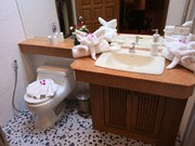 Master Bathroom ( Second floor )