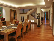 3-4 bed dining
