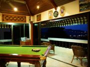 Pool Table and Bar